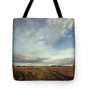 The Place I Love Tote Bag
