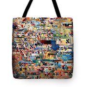 the place of the Beis HaMikdash Tote Bag