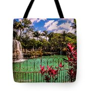 The Place To Relax Tote Bag