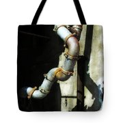 The Planning Department's Sewage Pipe Tote Bag