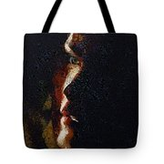 The Play Of Light Tote Bag