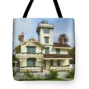 The Point Fermin Lighthouse Tote Bag