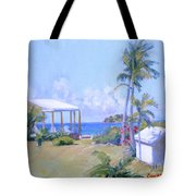 The Point Morning Light Tote Bag