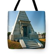 The Point Of Dying Tote Bag