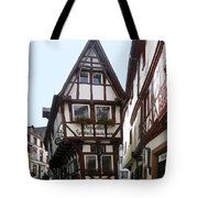The Pointed House Tote Bag