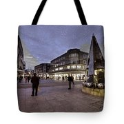 The Pointy Thing  Tote Bag