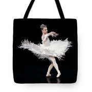 The Poiwer Of Elegance Tote Bag