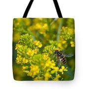 The Pollinator Tote Bag