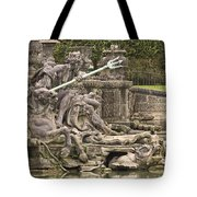 The Ponds Of Versailles - 1  Tote Bag