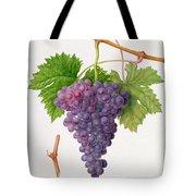 The Poonah Grape Tote Bag