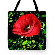 The Poppy Tote Bag
