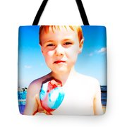 The Popsicle Tote Bag by Edward Fielding