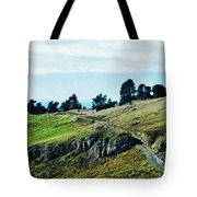 The Port Hills Tote Bag