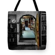 The Portal To Learning Tote Bag