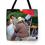 The Portrait In Color Tote Bag