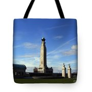 The Portsmouth Naval Memorial Southsea Tote Bag