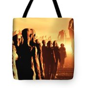 The Post Apocalyptic Gods Tote Bag
