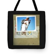 The Post Card Home Tote Bag