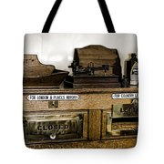 The Post Tote Bag by Heather Applegate