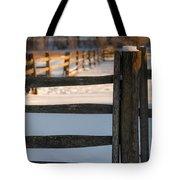 The Post Tote Bag