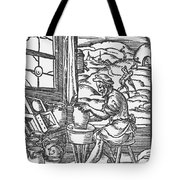 The Potter, 1574 Tote Bag