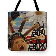 The Power Of A Dream  Tote Bag