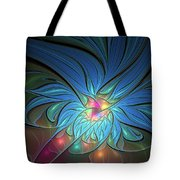The Power Of Light Tote Bag