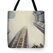 The Powers Above Tote Bag
