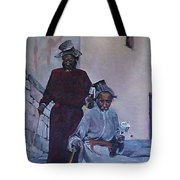 The Prayer Wheels Tote Bag