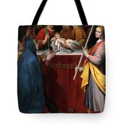 The Presentation In The Temple Tote Bag