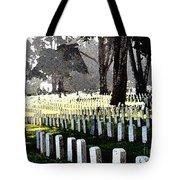 The Presidio - San Francisco Tote Bag