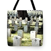 The Presidio Tote Bag