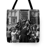 The Priest As Photographer Tote Bag