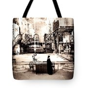 The Priest Tote Bag