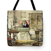 The Prior, From Sketches Of Spain Tote Bag