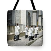 The Procession Nola - Color Tote Bag
