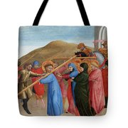The Procession To Calvary Tote Bag