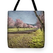 The Promise That Spring Makes Tote Bag