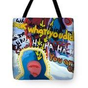 The Prophet Tote Bag