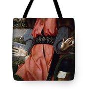 The Prophet Zachariah Tote Bag