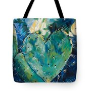 The Protected Heart Tote Bag