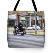 The Protection Tote Bag
