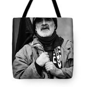 The Protester Tote Bag