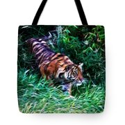 The Prowler Tote Bag