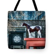 The Public Library 1955 Tote Bag