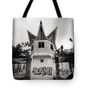 The Pudu Prison Tote Bag