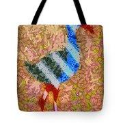 The Pukeko Tote Bag