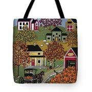 The Pumpkin Barn Tote Bag
