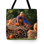 The Pumpkin Farmer Tote Bag