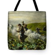 The Pumpkin Harvest Tote Bag